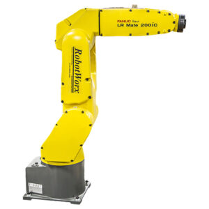 FANUC Robot LR Mate 200iC
