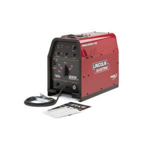 LINCOLN-PRECISION-TIG-225-READY-PAK-WITH-CART
